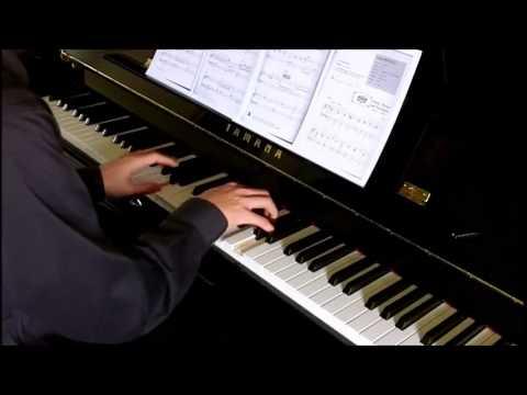 Faber Piano Adventures Performance Book Level 5 No.2 Curtis Come Back to Sorrento (P.4)