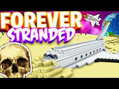 THIS IS WHY I CAN'T TRUST MY FRIENDS! - Forever Stranded 2 LOST SOULS Modded Minecraft #4