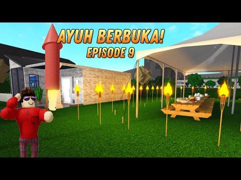 Main Mercun Selepas Solat Terawih.... [Ayuh Berbuka ! (Episode 9)] (Roblox Malaysia)