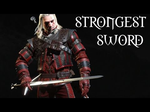 AERONDIGHT : Strongest Sword In The Witcher 3 : Blood And Wine