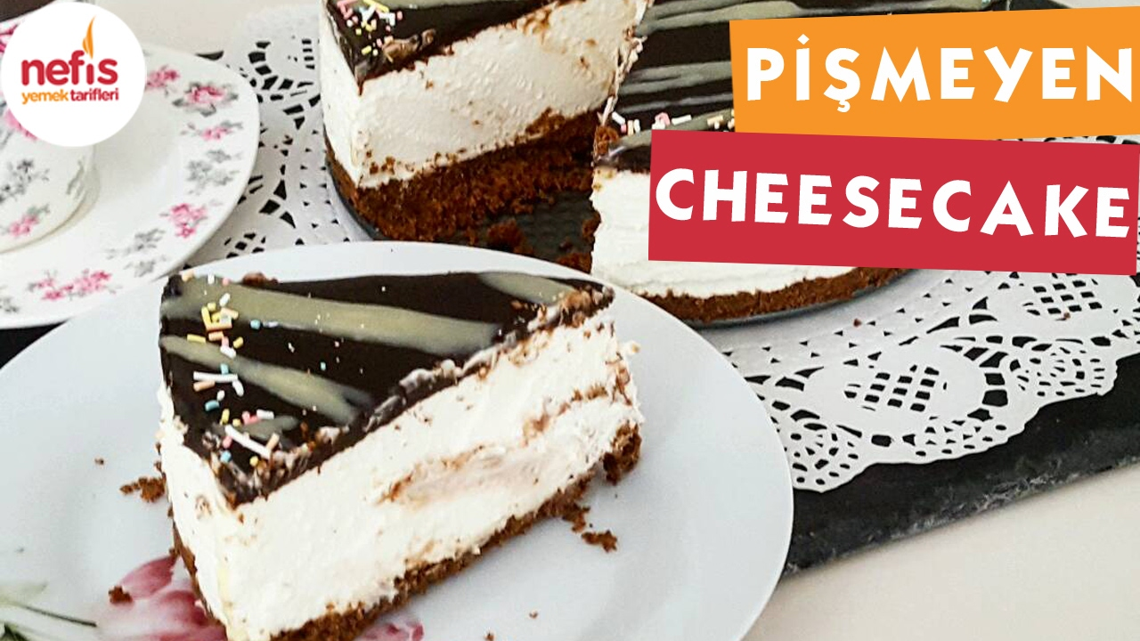 Cheesecake pasta tarifi