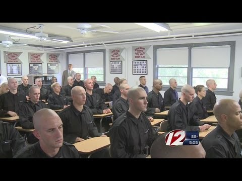 RI State Police Academy Begins