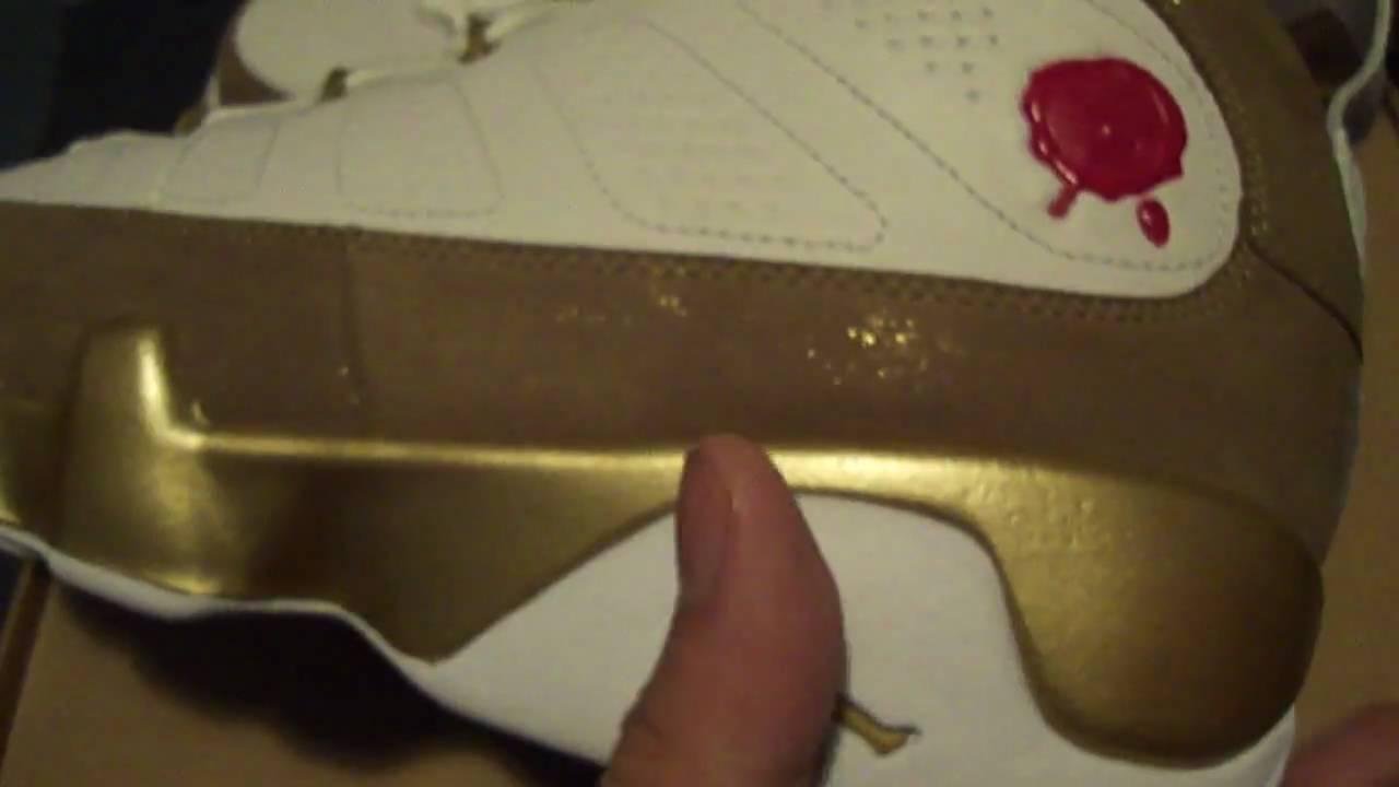 check out 6cb2e b0e6e Nike Air Jordan 9 Retro Premio IX BIN 23 - YouTube