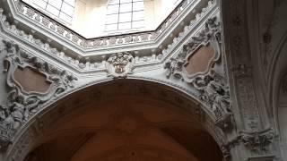 Концерт классической музыки в церкви в Праге 13.09.2015