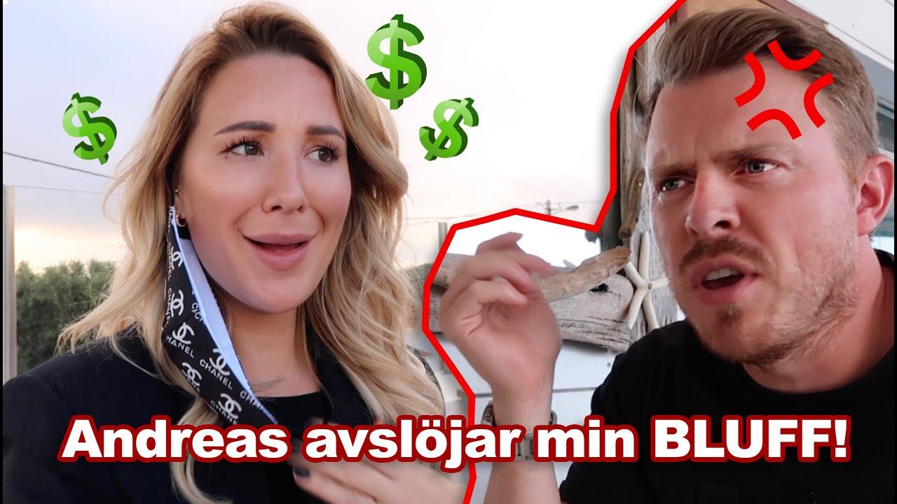Vlogg - Mina vänner verkar tro jag är gjord av pengar!
