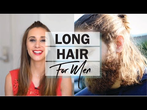 ASK THE STYLE GIRLFRIEND: Long Hair for Men | What women really think about longer locks