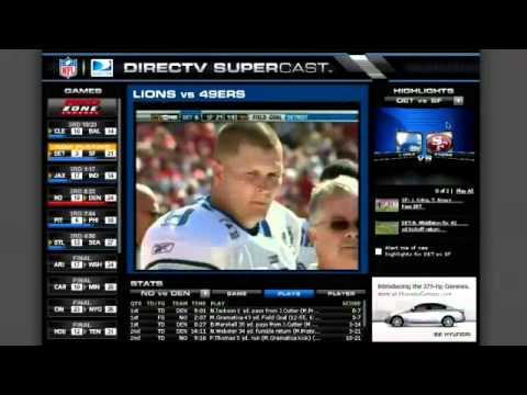 DIRECTV SuperCast Entertainment Desktop Application