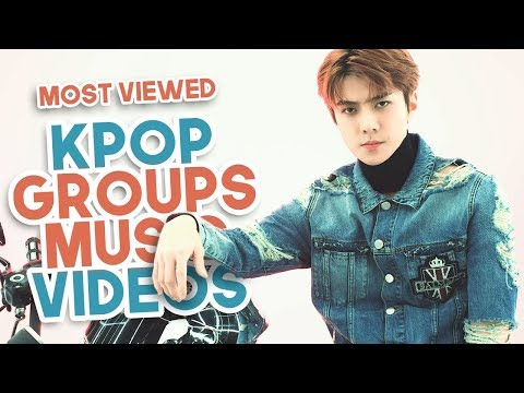 «TOP 50» MOST VIEWED KPOP GROUPS MUSIC VIDEOS OF 2018 (December, Week 1)
