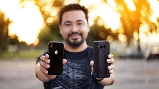 Android Vs iPhone 2017: Why I use BOTH!!