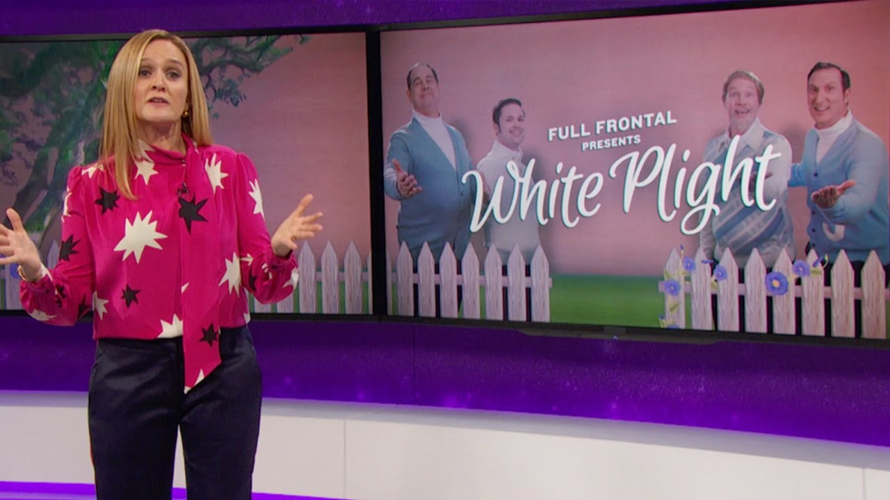 Download White Plight   Full Frontal with Samantha Bee   TBS