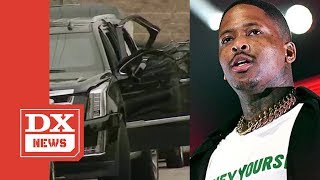 YG Denies Participation In Police Shooting Involving His SUV