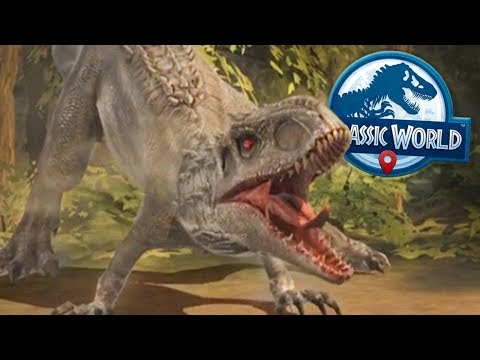 Isla Sorna and The First Ever Event!! - Jurassic World Alive | Ep16 ( Jurassic GO )