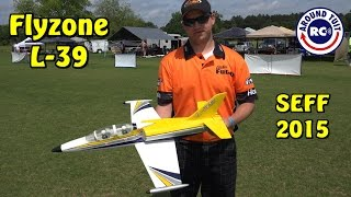 Flyzone L-39 Overview and Flight by Josh at SEFF 2015