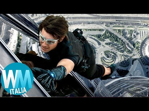 Top 10 SCENE INCREDIBILI di FILM quasi IMPOSSIBILI da GIRARE!