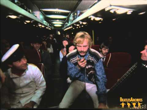 Magical Mystery Tour: Magic Alex sings Walls Of Jericho - Rare Outtake - HD 1080p