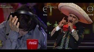 Yo Soy 10-09-13 VICENTE FERNANDEZ hace llorar a Fernando Armas [Yo Soy 2013] COMPLETO