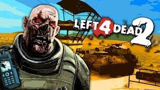 Military Outpost - Dead Echo (Ep.2)(Left 4 Dead 2 Zombies Mod)