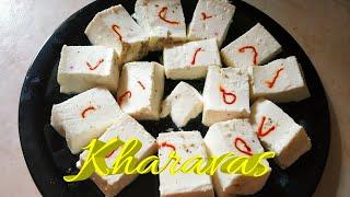 Kharavas Recipe, How to make Kharvas