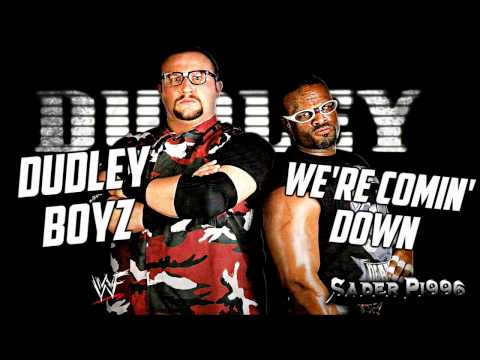 WWF: The Dudley Boyz Theme 'We're Comin' Down' [Arena Effects + HQ]