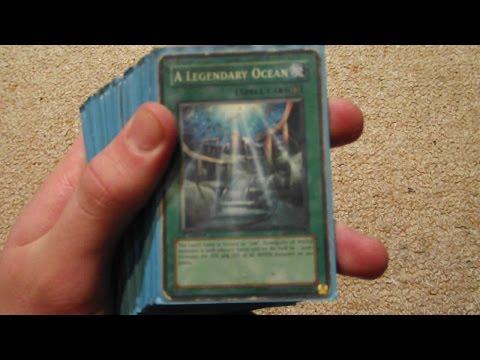 Yu-Gi-Oh Deck Profile: Legendary Ocean