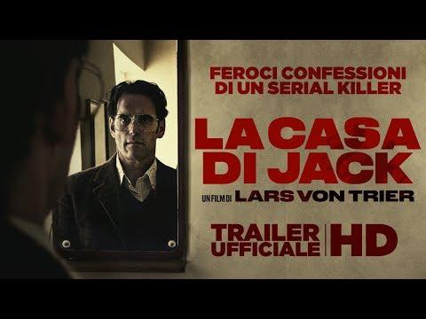 LA CASA DI JACK | Trailer ufficiale HD