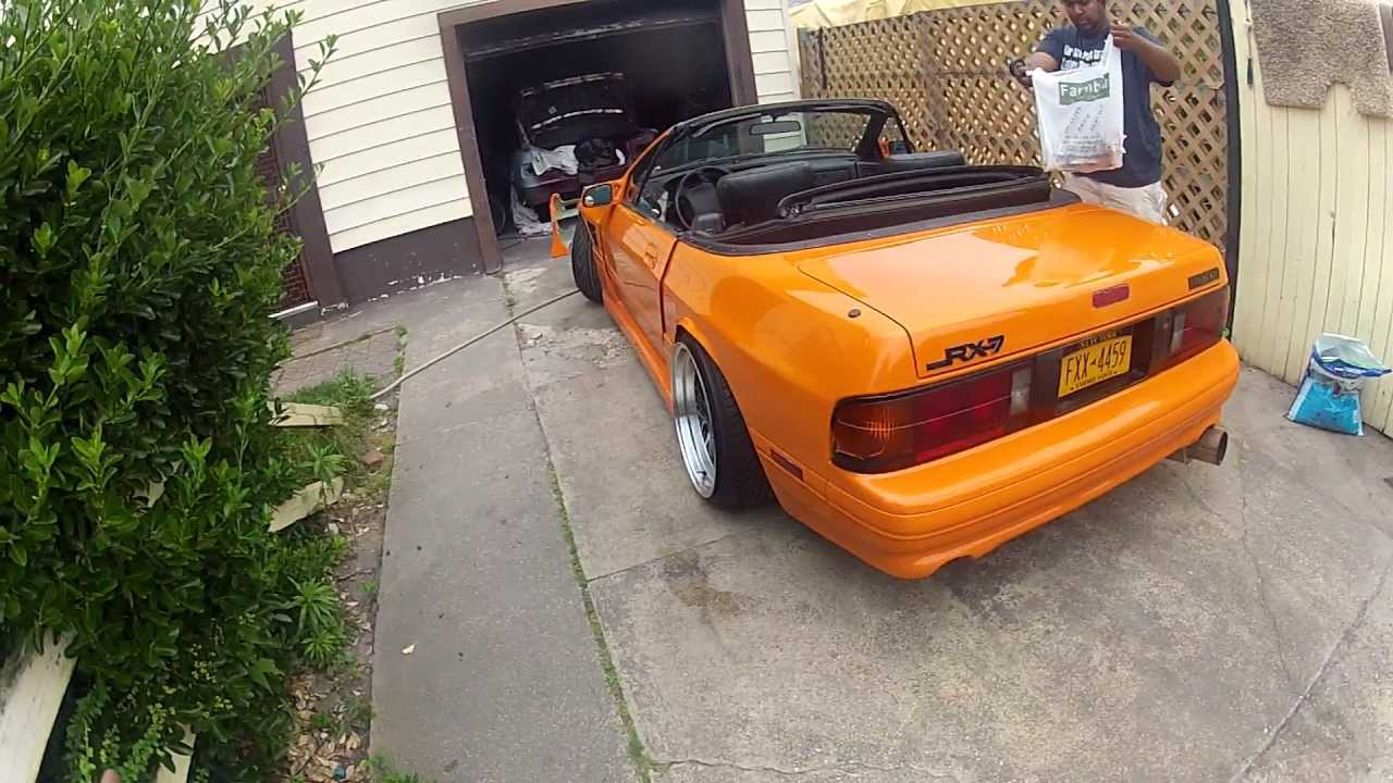 Rx7 Convertible Last Days Youtube