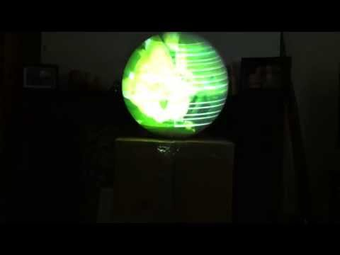 Projection Mapping - Sphere