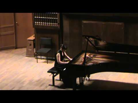 Tchaikovsky - Theme with variations op.19 - Ekaterina Mechetina