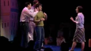 That's What's Gonna Happen-I Love You Because, Original Off-Broadway Production(David Austin, Stephanie D'Abruzzo, Colin Hanlon and Jordan Leeds perform
