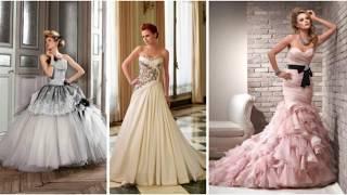 История свадебного платья/Как менялась мода