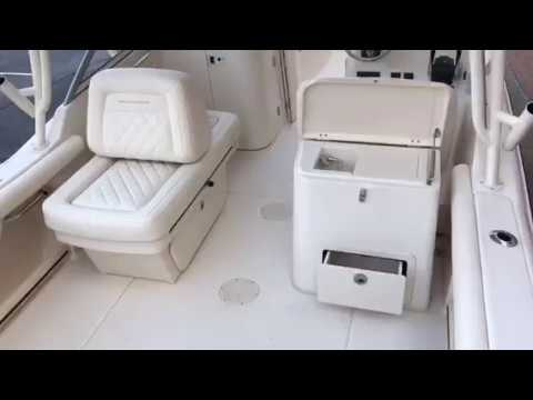 Grady White Freedom 255 Dual Console available at Grand Pointe Marina