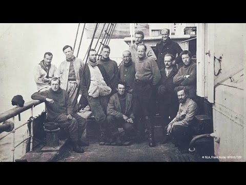 Douglas Mawson Expedition - Behind the News