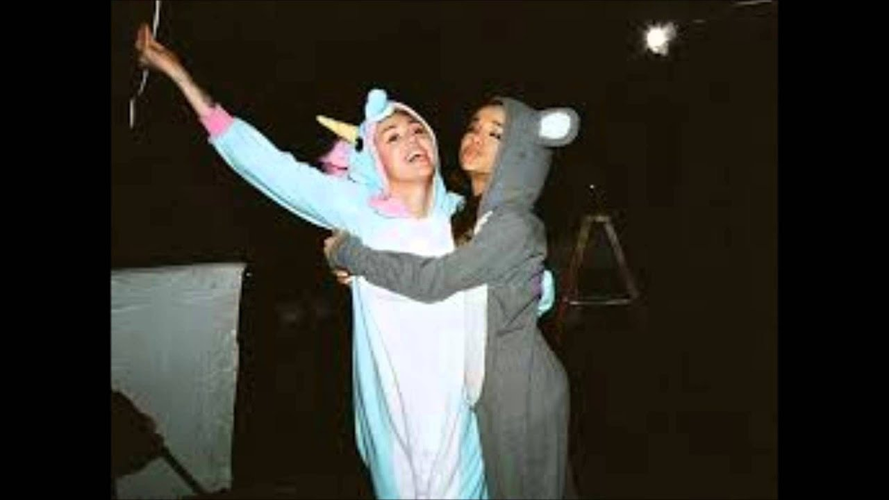 ariana grande ft miley cyrus new song 2015 youtube