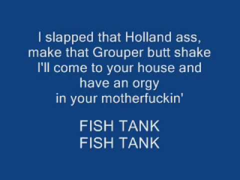 Lyrics for gay fish