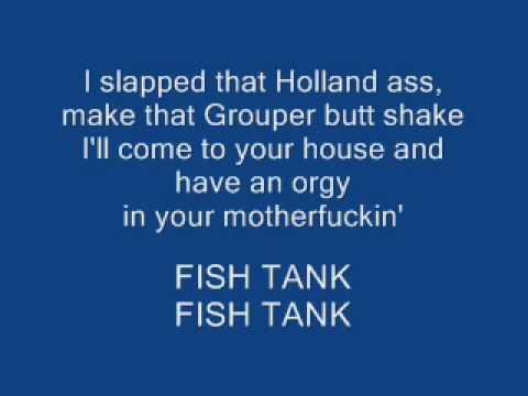 Lyrics for gay fish