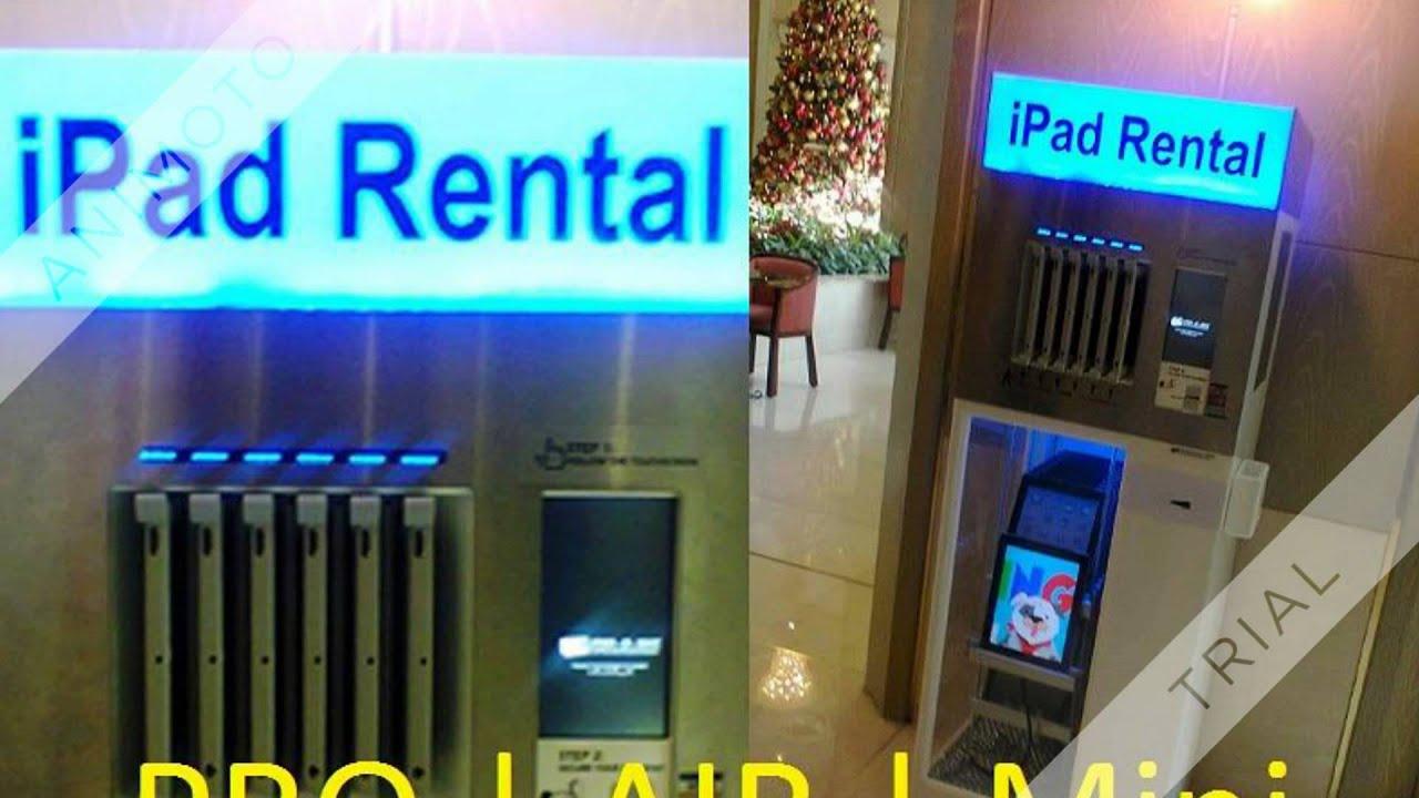 Apple ipad Rental Service in Dubai - Pro, Air, Mini - YouTube
