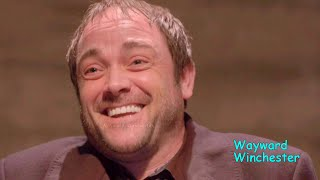 Mark Sheppard Funny Bloopers VS Real Life