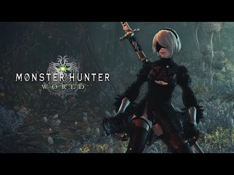 [Monster Hunter World] 2B Nier Automata Mod thumbnail