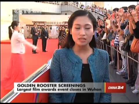 Largest film awards event closes in Wuhan