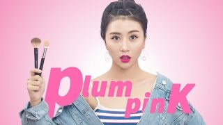 Quynh Anh Shyn - Makeup #40: PLUM PINK