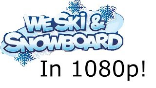 We Ski and Snowboard on the Dolphin (1080p Enhanced)
