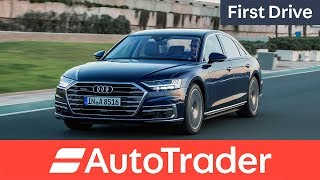 Audi A8 Saloon 2018 first drive review