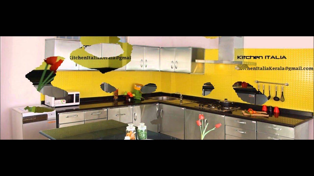 STEEL KITCHENS - ALUMINIUM KITCHENS -KERALA 9446206938 ...