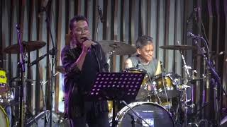 04 Dirimu by Keenan Nasution feat Fariz RM (drum) Chamber of 5 live at Hard Rock Cafe 11 March 2020
