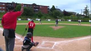 2012 West Seattle Little League Minor League Championship  Marlins vs Nationals