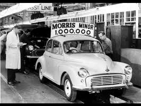 BBC TV - Perpetual Motion - The Morris Minor - 1992