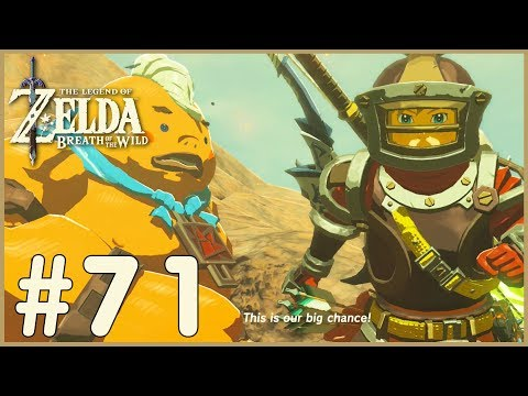 Zelda: Breath Of The Wild  Battle The Beast 71