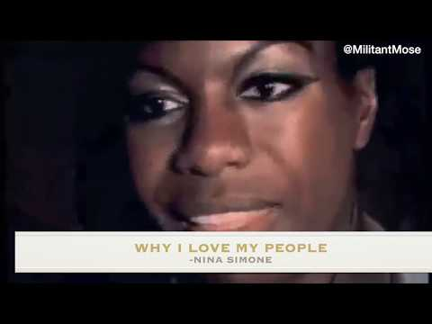 Nina Simone - Why I Love My People