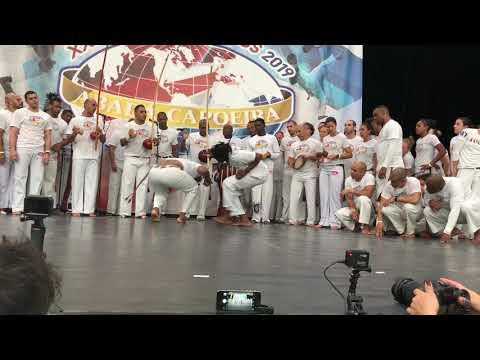 Jogos europeus Abadá-Capoeira