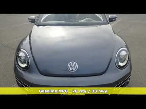New 2019 Volkswagen Beetle Convertible Walnut Creek, CA #49902